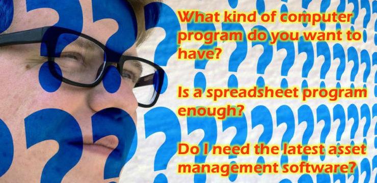 Asset Management Information Systems