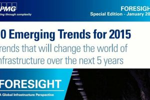 10 Emerging Infrastructure Trends for 2015 (KPMG)