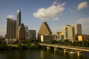 Is Austin, Texas the Only City in the Western United States to Draw it's Water from a Single Source?