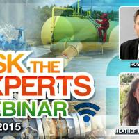 Ask the Experts May 2015 - Starting Infrastructure Asset Management