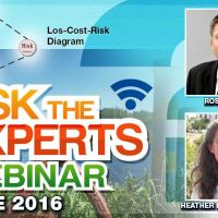 Levels of Service-Cost-Risk and Asset Management Plan - Ask the Experts June 2016