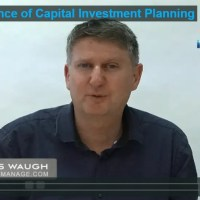 How Important Capital Investment Planning is in Asset Management