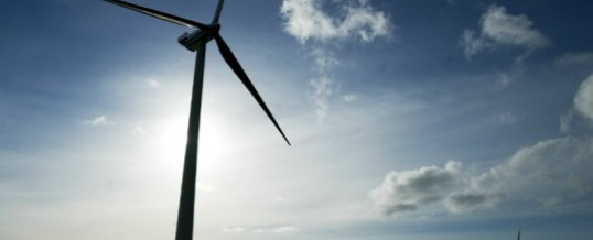 Dinamarca estabelece recorde por ter quase metade de energia elétrica gerada pelo vento