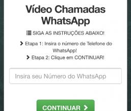 Golpe engana usuários prometendo chamadas de vídeo no WhatsApp – Gizmodo Brasil