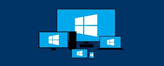 Windows 10 Build 14328 tem Windows Ink, Menu Iniciar atualizado e mais