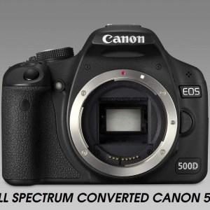 infrared ir camera conversion uk dslr