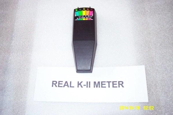 fake kii meter how to tell