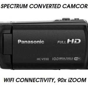 FULL SPECTRUM GHOST HUNTING CAMCORDER 90x ZOOM UFO