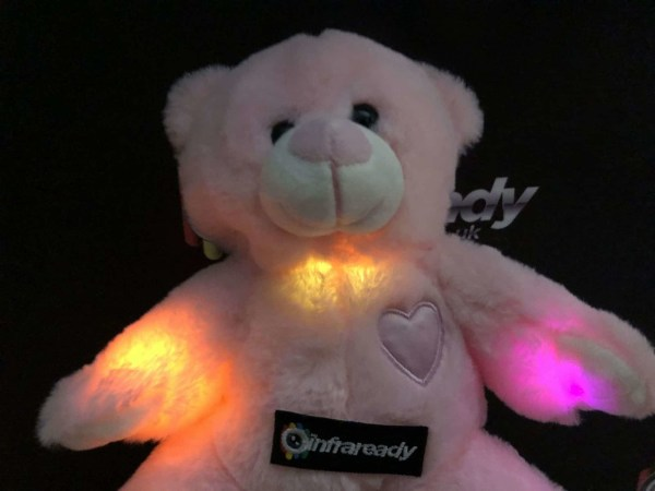 REM proximity bear ghost hunting haunted doll