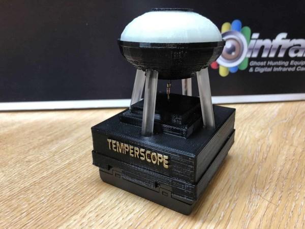 paranologies temperscope hot cold spot detector paranormal uk