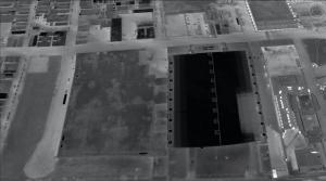 Aerial Infrared roof Survey