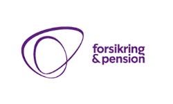 forsikring&pension logo