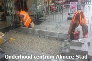 Onderh. centrum Almere-Stad