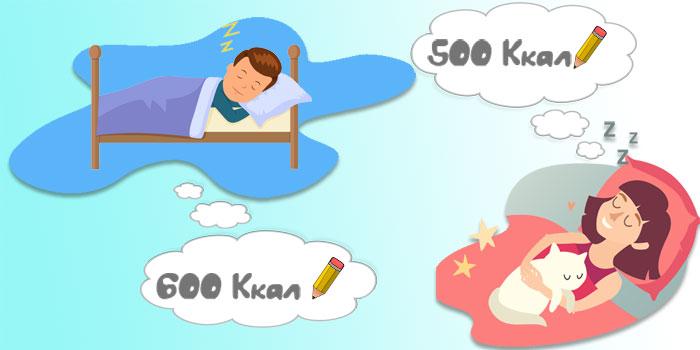 cf5b32d892b Kalorid, mida inimene magab. Kuidas veeta rohkem kaloreid une ajal ...