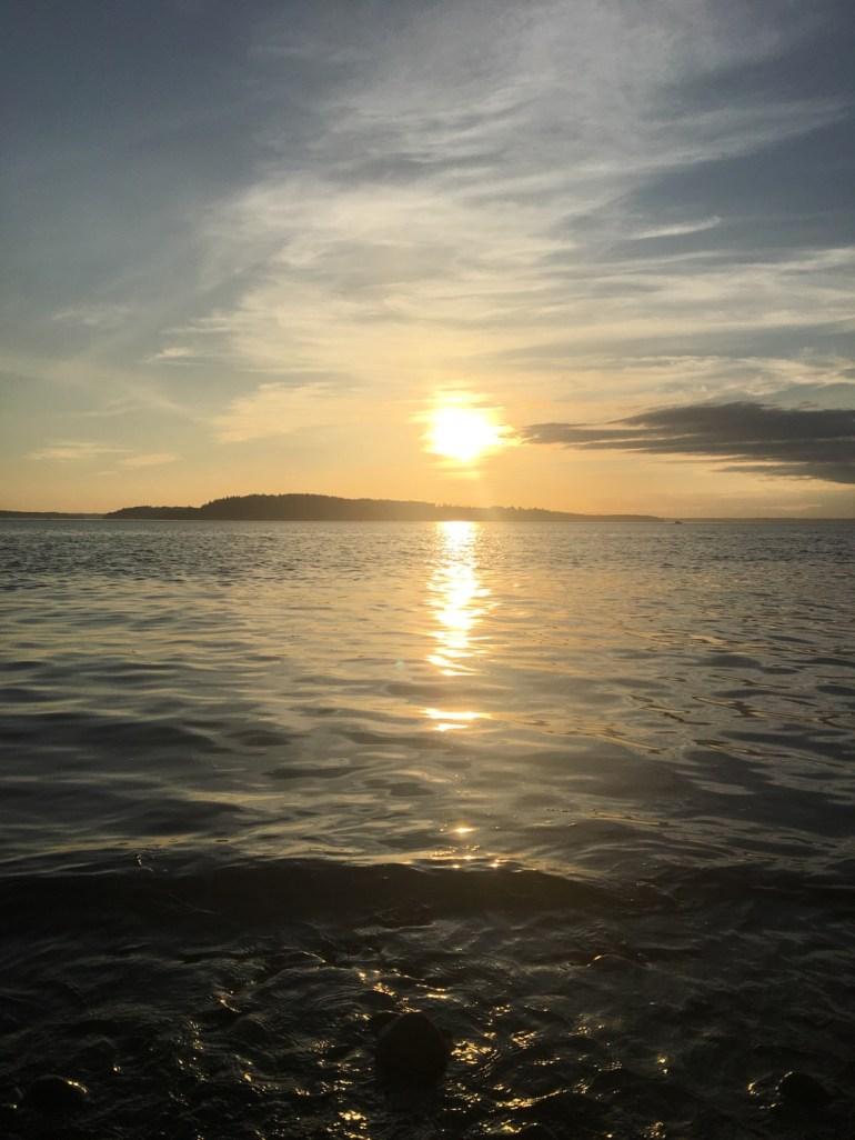 &quotIlluminating Sunset&quot