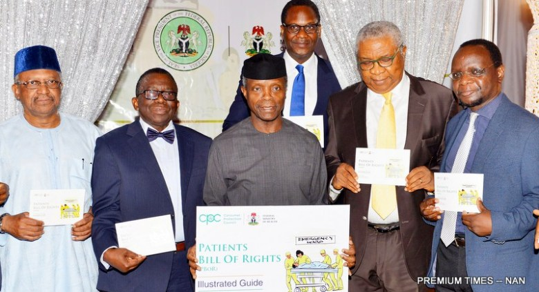 Download Nigeria's Patients' Bill Of Rights (PBoR)- Long And Short Versions