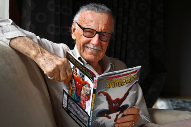 Stan Lee, legendary Marvel comic book writer, passes on. by Tobechukwu Ndunagu, Infusion Lawyers. Intellectual Property Law Firm in Nigeria