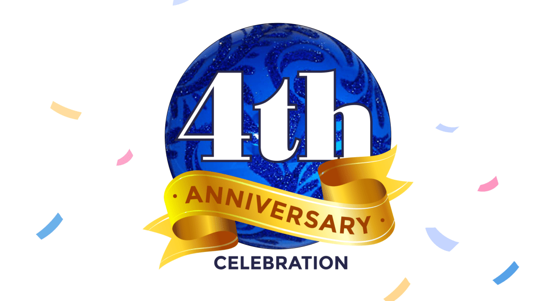 Infusion Lawyers celebrates 4th Anniversary.
