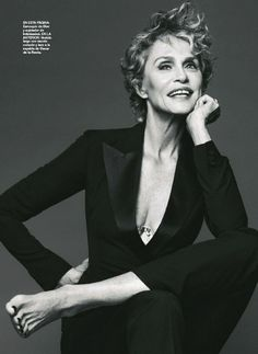 lauren hutton ora