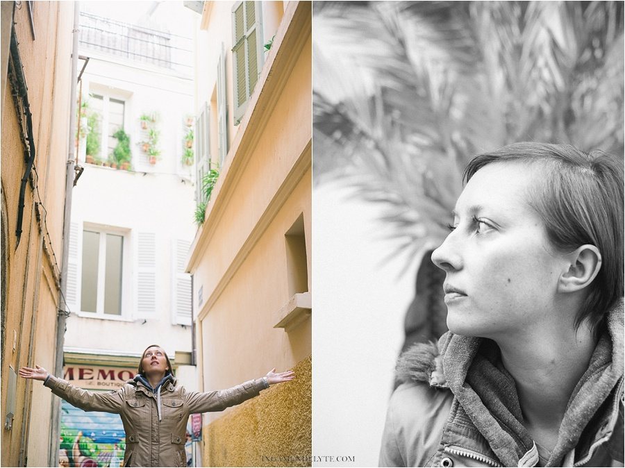 Antibes portrait photographer