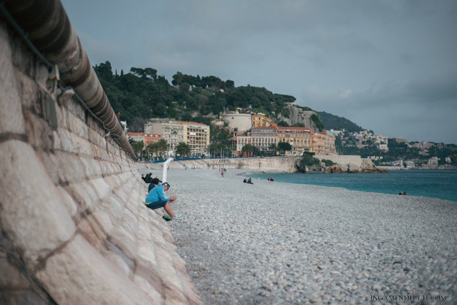 Town of Nice