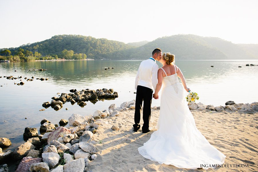 Fethiye, Oludeniz wedding photography, Sugar beach