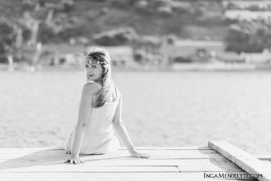 Bodrum portrait photography, camel beach
