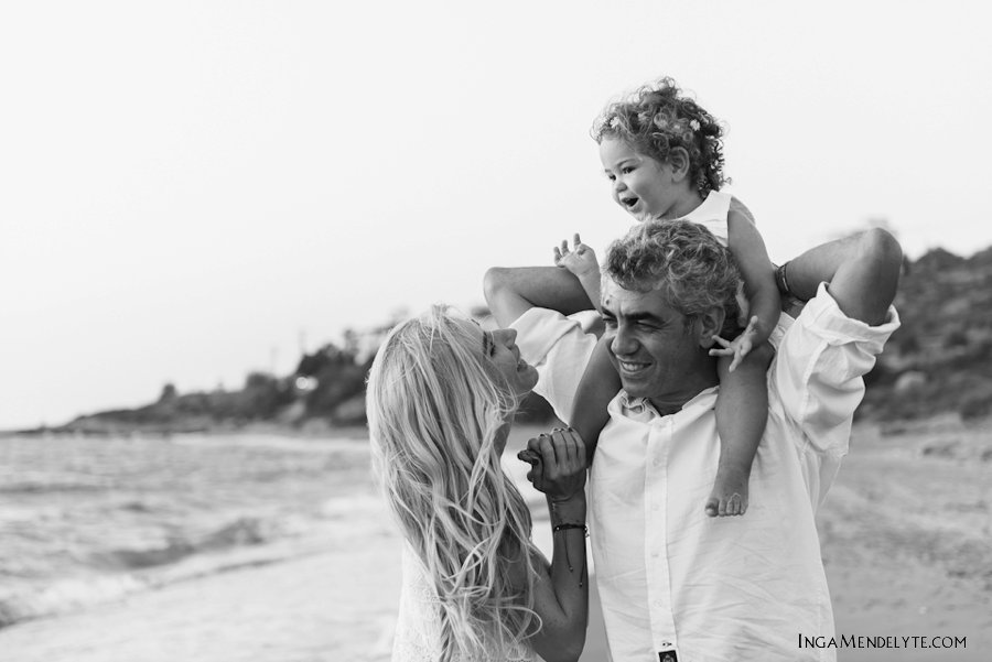 Family Portrait, Family session in Bodrum