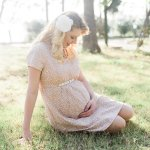 Bodrum Maternity Photographer :: Alice baby bump