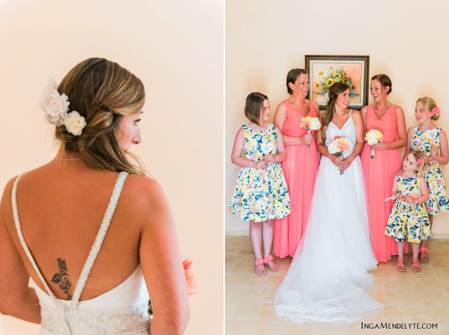 Bodrum castle wedding