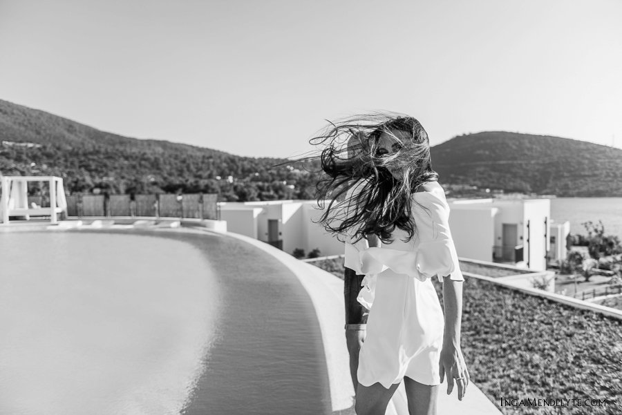 natalia alex love story, Nikki beach Bodrum