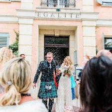 Wedding in Fayence :: Melody + David :: Ceremony