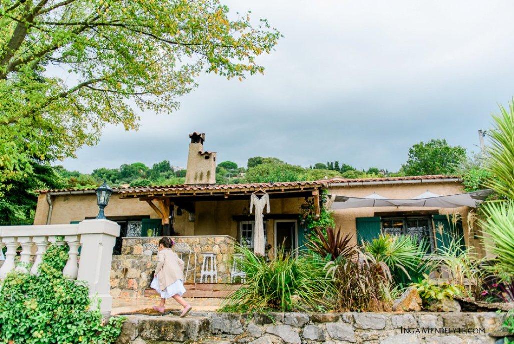 Melody + David Wedding in Fayence, South of France, Destination wedding photographer