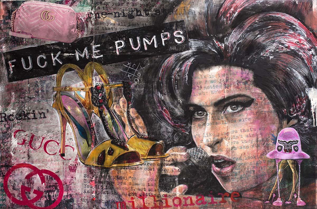 Ami Winehouse: Fuck me pumps