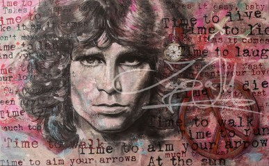 Jim Morrison - Time to live