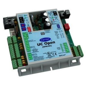 ivu carrier, controles, monitoreo, aire acondicionado