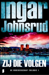 Those Who Follow - Dutch cover