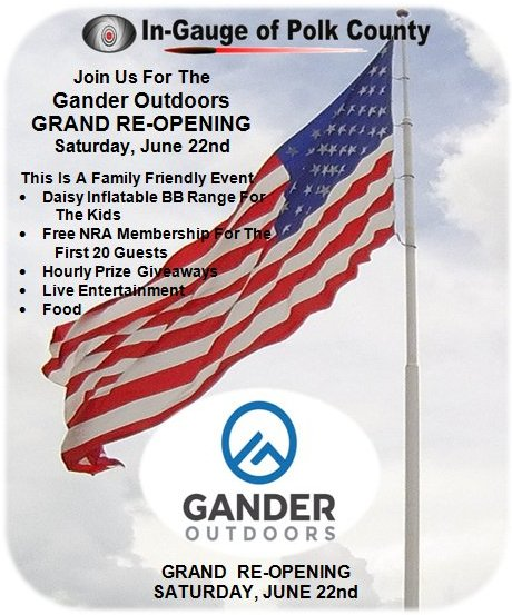 Gander RV and Gander Outdoors Grand Re-Opening