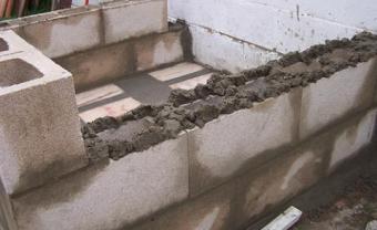 uso del cemento en la construccion