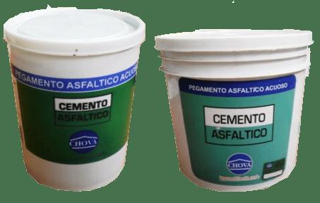 El Cemento Asfaltico