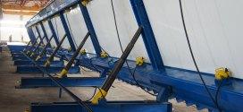 Maquinaria para prefabricados de hormigón
