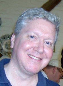 Designer, knitter, and teacher Paul Robinson