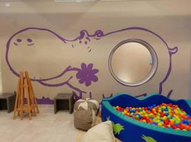 Piscine Theia, zona kids