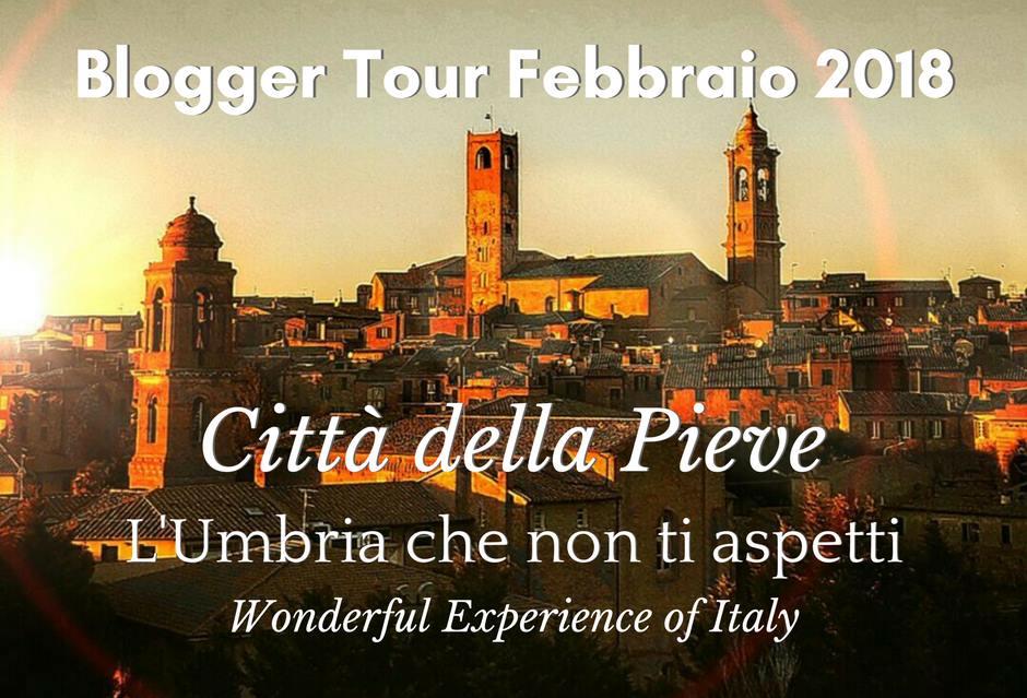 Città della Pieve, Blogger Tour febbraio