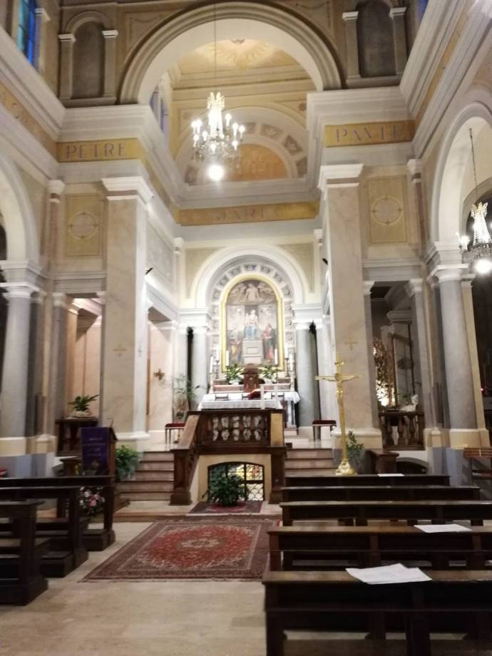 Chiesa a Monteleone d'Orvieto