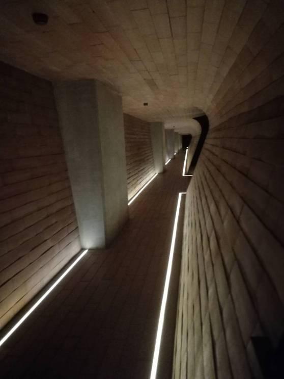 corridoio Cantine Antinori