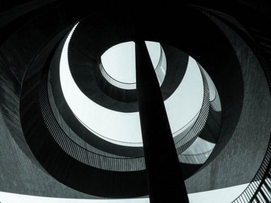 scala elicoidale cantine Antinori
