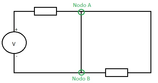 Leyes de Kirchhoff y método de mallas. Resolución de circuitos eléctricos (1/6)