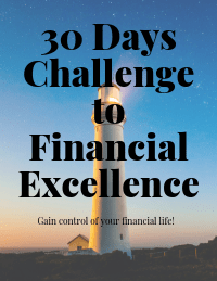 30 Days Challenge to Financial Excellence
