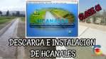 Descargar e instalación de HCANALES 3.0